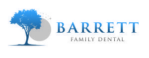 Barret Family Dental logo | large