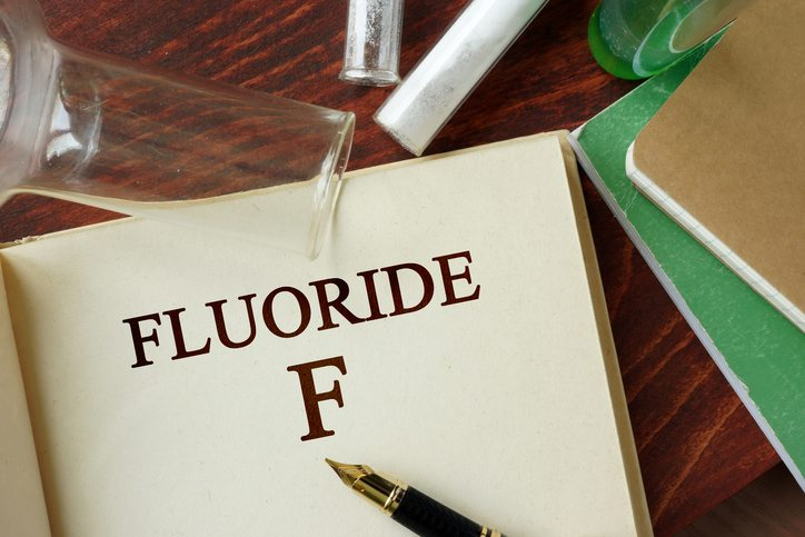 Fluoride for teeth
