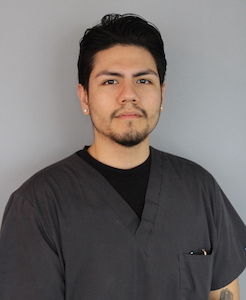 Dental Assistant Brian